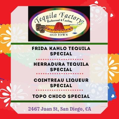 Tequila-Factory-1 cinco de mayo san diego 2018