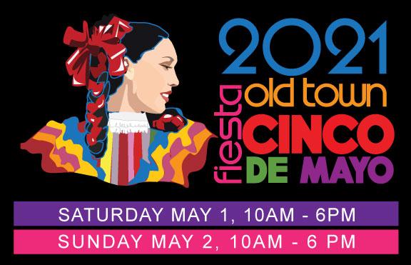 Fiesta Old Town Cinco de Mayo Logo